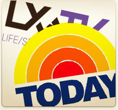 Peeky Toes were featured on the Today Show and LX-TV