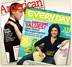 Peeky Toes were featured in Rachel Ray's Every Day, American Salon, and Marie Claire Magazines